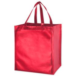 Holiday Plastic and Paper Bags
