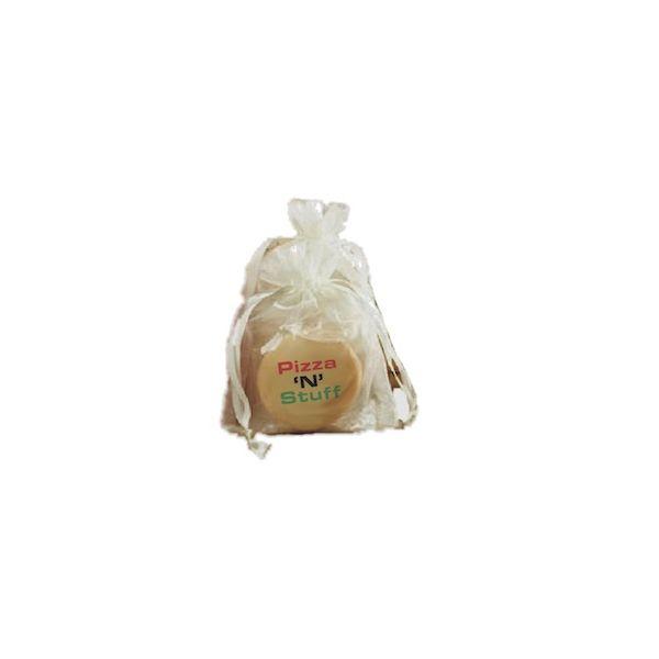 Classic Shortbread Cookie in Organza Bag - Classic Shortbread Cookie in Organza Bag
