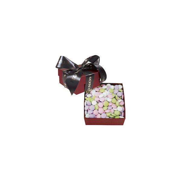 The Classic Chocolate Mint Lentil Box - Burgundy - The Classic Chocolate Mint Lentil Box - Burgundy