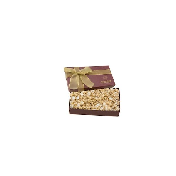 The Executive Popcorn Box - Burgundy - The Executive Popcorn Box - Burgundy