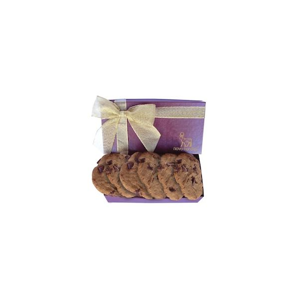 The Executive Cookie Box - Burgundy - The Executive Cookie Box - Burgundy