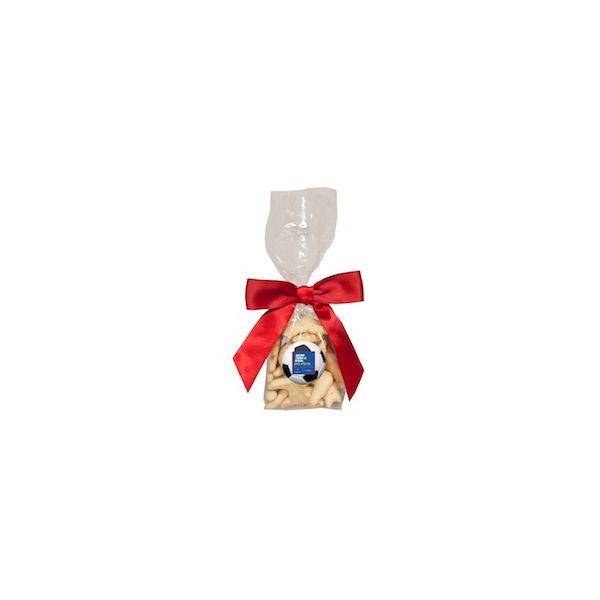 Mug Stuffer Gift Bag with Animal Crackers - Clear - Mug Stuffer Gift Bag with Animal Crackers - Clear