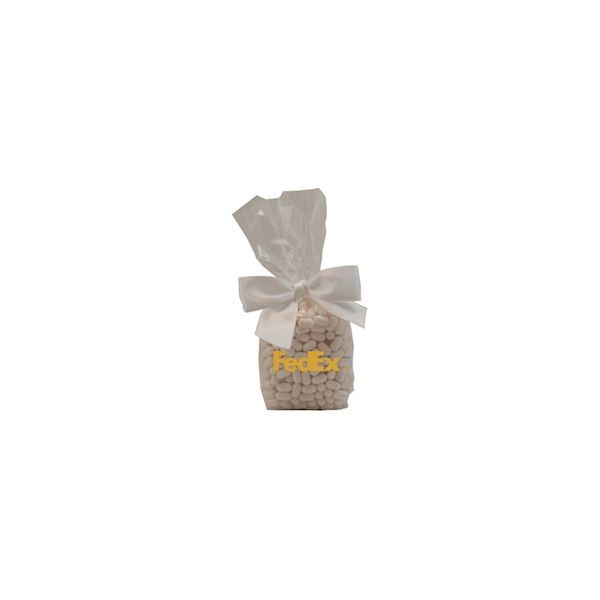Mug Stuffer Gift Bag with Colored Bullet Candy - Clear - Mug Stuffer Gift Bag with Colored Bullet Candy - Clear