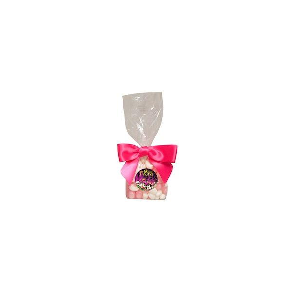 Mug Stuffer Gift Bag with Corporate Jelly Beans - Clear - Mug Stuffer Gift Bag with Corporate Jelly Beans - Clear