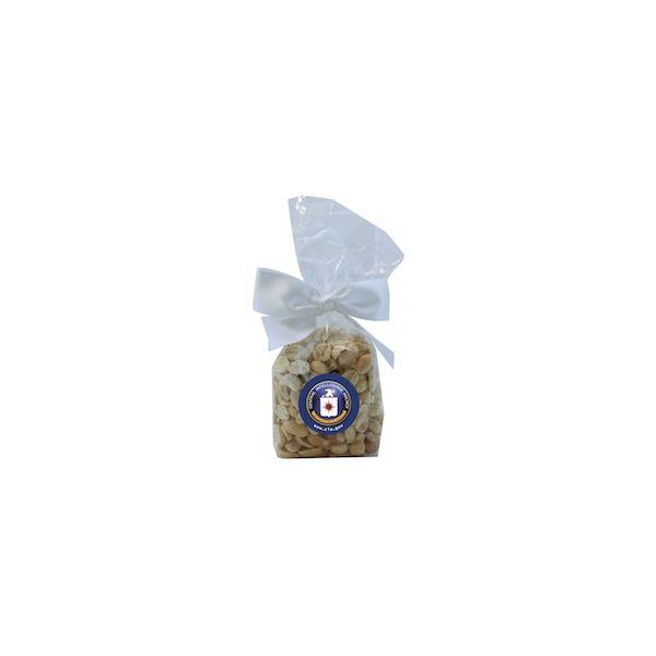 Mug Stuffer Gift Bag with Peanuts - Clear - Mug Stuffer Gift Bag with Peanuts - Clear