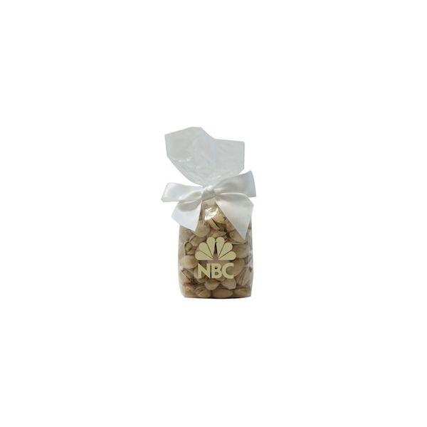 Mug Stuffer Gift Bag with Pistachios - Clear - Mug Stuffer Gift Bag with Pistachios - Clear