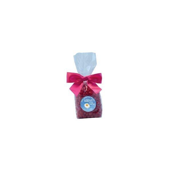 Mug Stuffer Gift Bag with Cinnamon Red Hots - Clear - Mug Stuffer Gift Bag with Cinnamon Red Hots - Clear