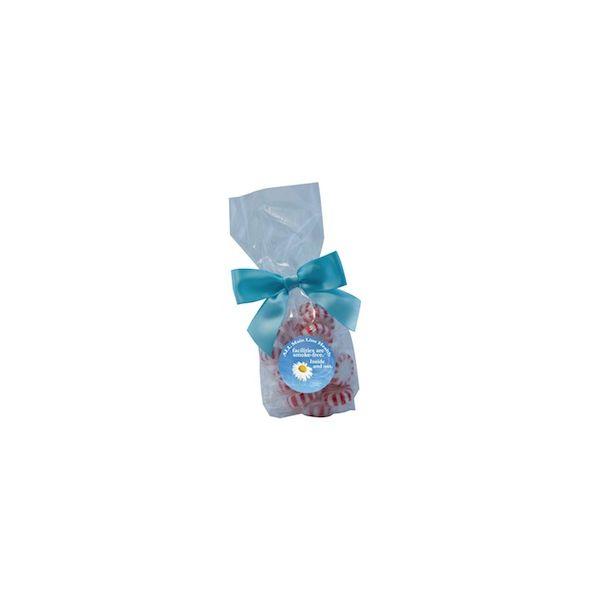 Mug Stuffer Gift Bag with Starlite Mints - Clear - Mug Stuffer Gift Bag with Starlite Mints - Clear