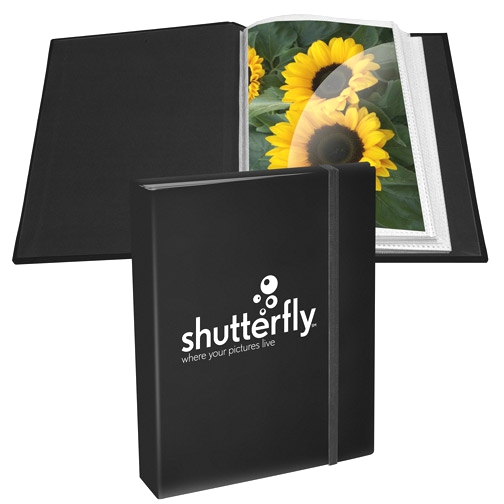 Eco Photo File - Eco-friendly book-style photo holder