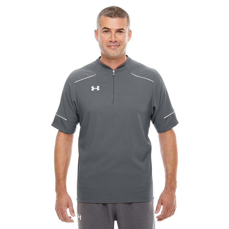 Under Armour Men's Ultimate Short Sleeve Windshirt. 1252002.