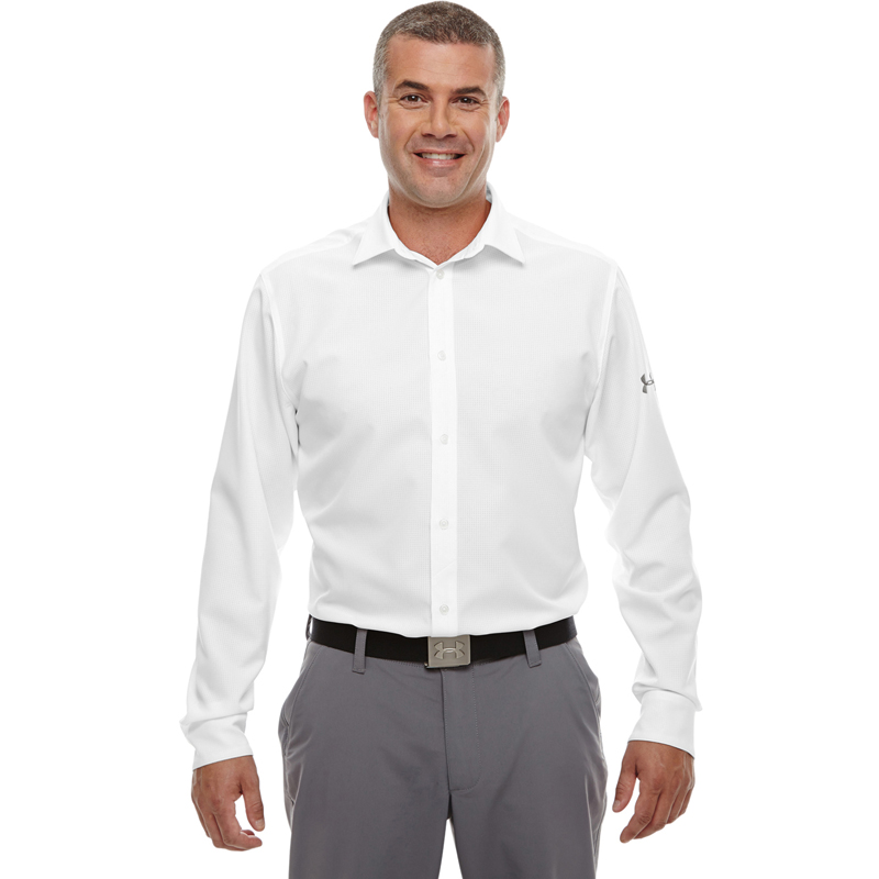 Under Armour Men's Ultimate Long Sleeve Buttondown . 1259096.