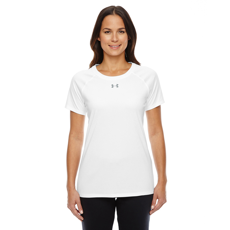 Under Armour Ladies' Locker T-Shirt. 1268481.