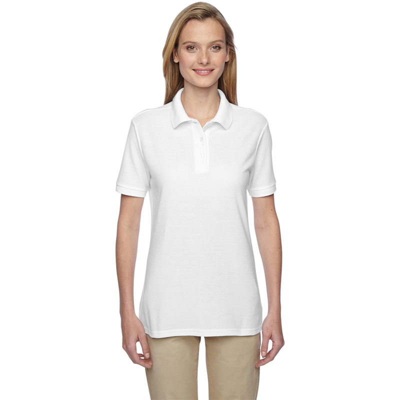 Ladies' 5.3 oz., 65/35 Easy-Care? Polo