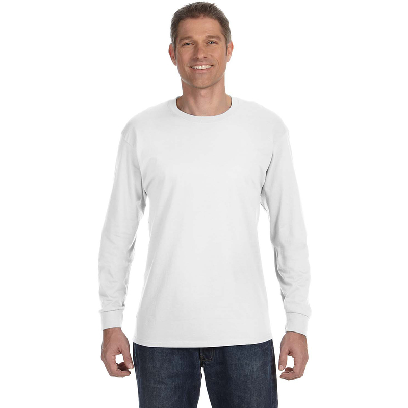 6.1 oz. Tagless? ComfortSoft? Long-Sleeve T-Shirt