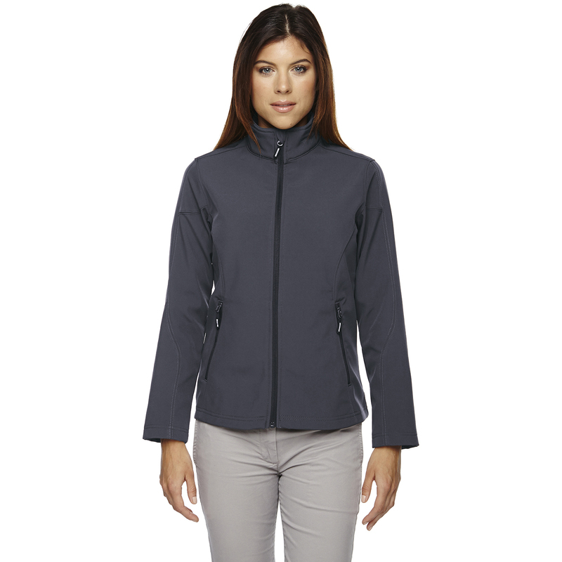 Ash City - Core 365 Ladies' Cruise Two-Layer Fleece Bonded Soft Shell Jacket - 78184
