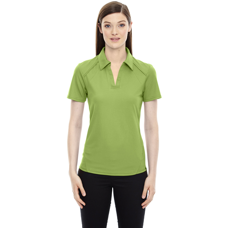 Ladies' Recycled Polyester Performance Piqu Polo