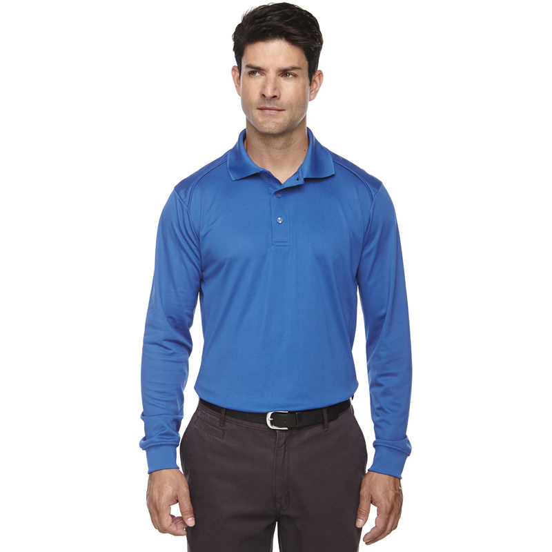 Eperformance? Men's Tall Snag Protection Long-Sleeve Polo