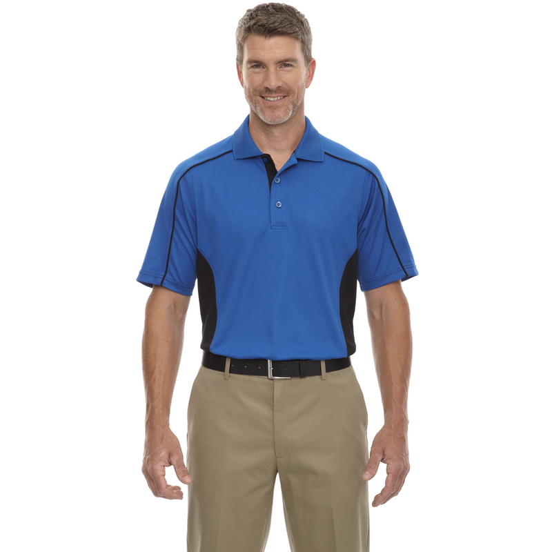 Eperformance? Men's Tall Fuse Snag Protection Plus Colorblock Polo
