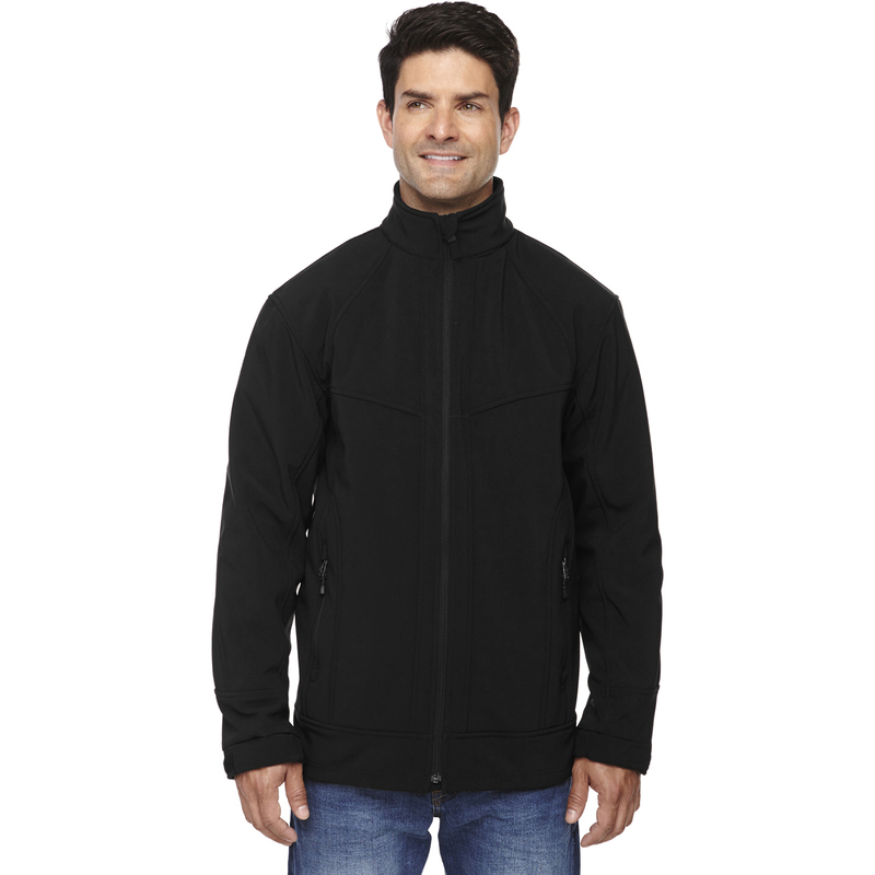 Ash City - North End Sport Men's Three-Layer Light Bonded Soft Shell Jacket - 88604