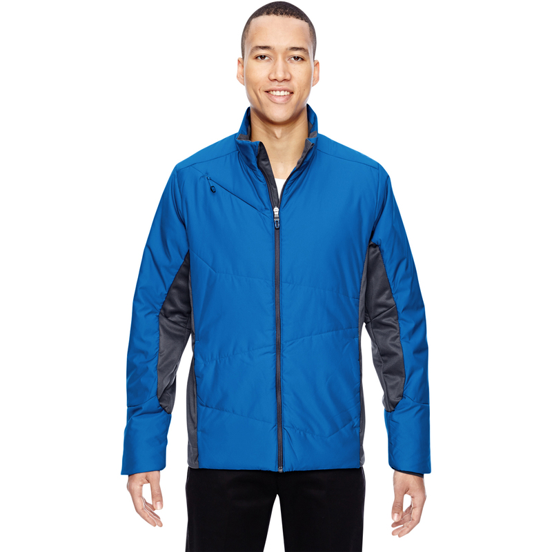 Ash City - North End Sport Red Men's Immerge Insulated Hybrid Jacket with Heat Reflect Technology - 88696