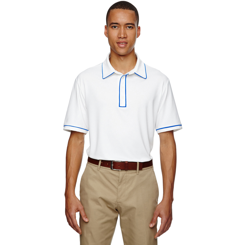 Men's puremotion? Piped Polo
