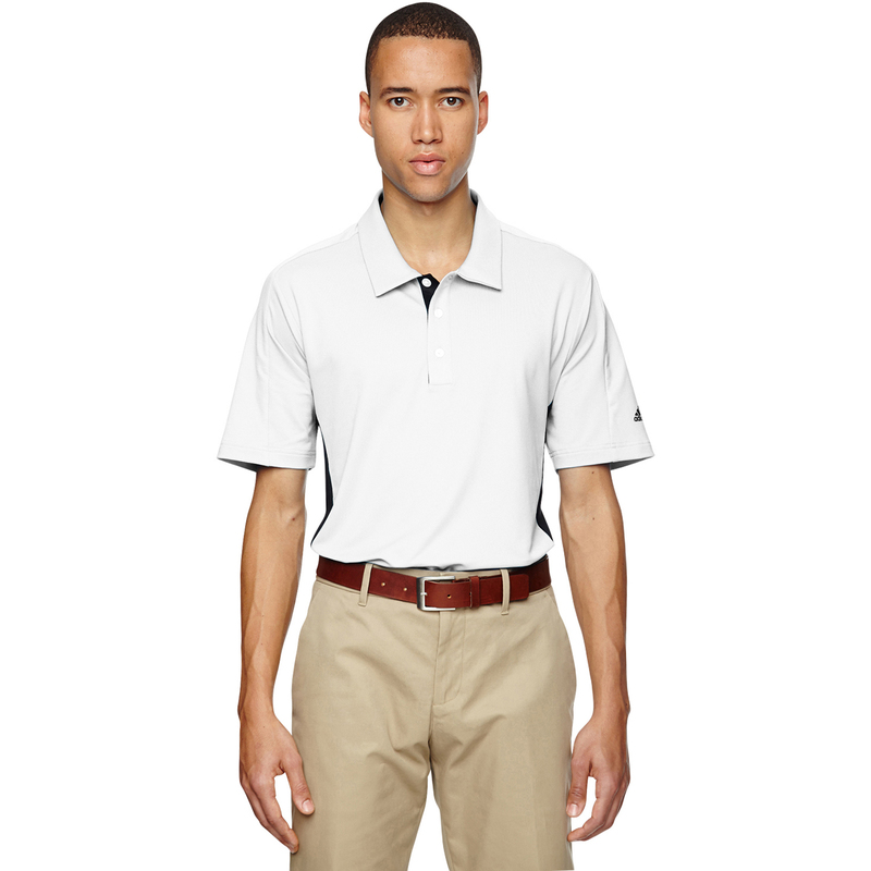 Adidas Puremotion Colorblock 3-Stripes Polo A128