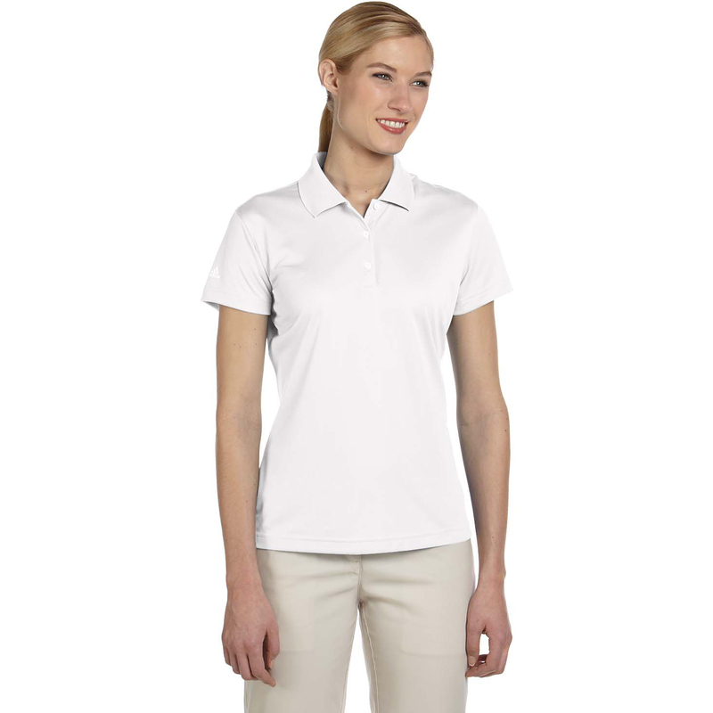 Ladies' climalite Basic Short-Sleeve Polo A131