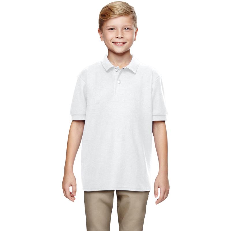 DryBlend? Youth 6.3 oz. Double Piqu? Sport Shirt