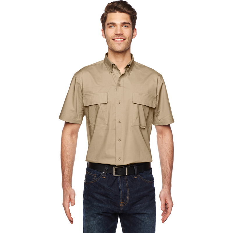 4.5 oz. Ripstop Ventilated Tactical Shirt