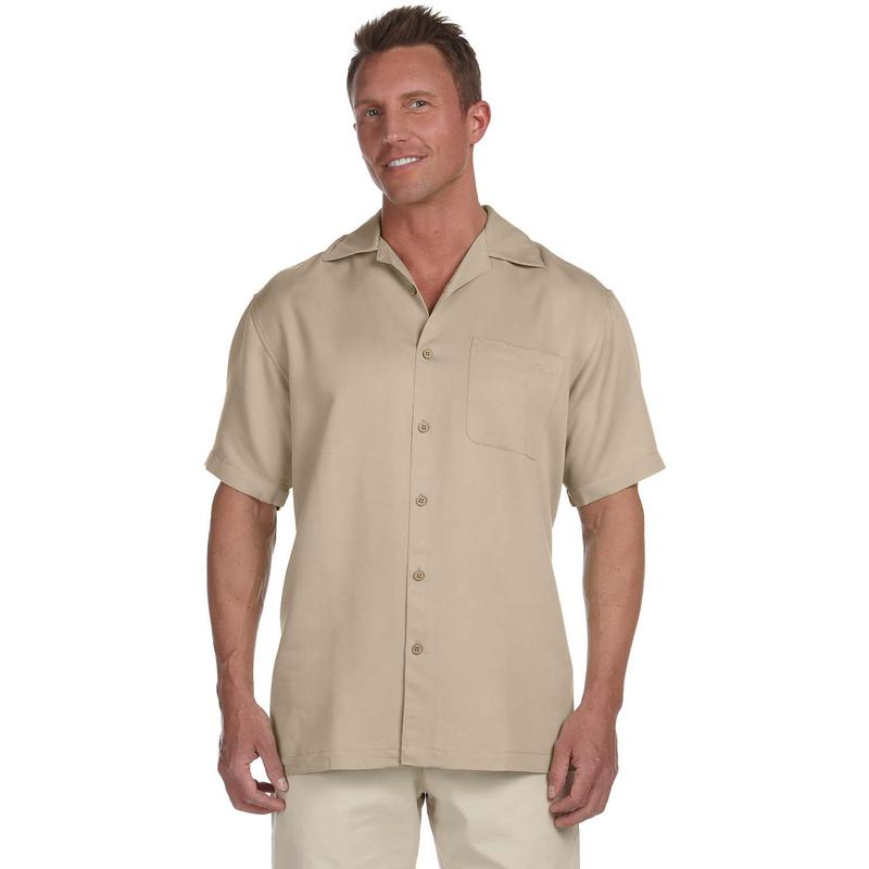 M570 - Men's Bahama Cord Camp Shirt