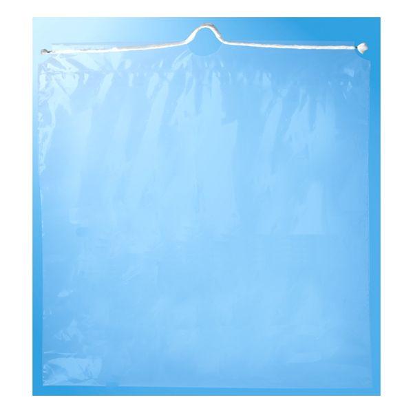 Cotton Cord Bag - 2.5 MIL CLEAR COTTON CORD BAG