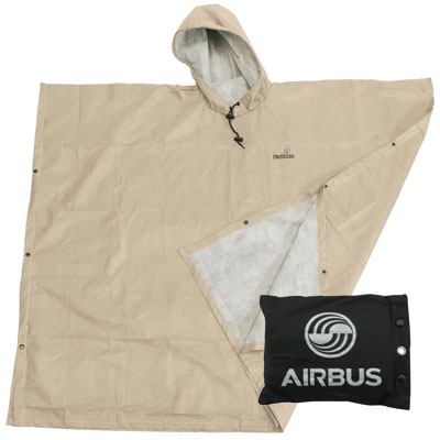 Driducks Ultra-Lite2 Poncho - Constructed from an ultra light waterproof, breathable, non-woven polypropylene construction.