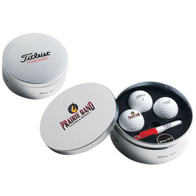 Titleist Collection Tin