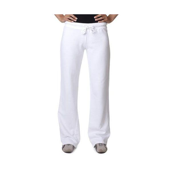1599 Chouinard Ladies' Fleece Pants  - 1599-White DirDye