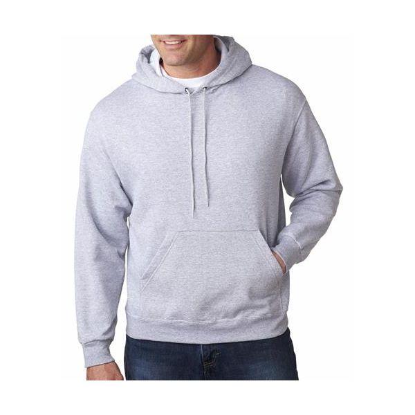 16130 Fruit of the Loom Adult BestTM Hooded Sweatshirt  - 16130-Ash (98/2)
