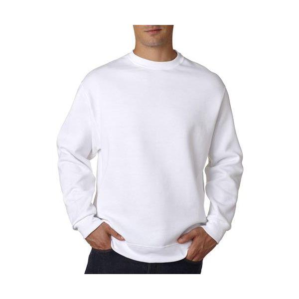 1630 Fruit of the Loom Adult BestTM Sweatshirt  - 1630-White
