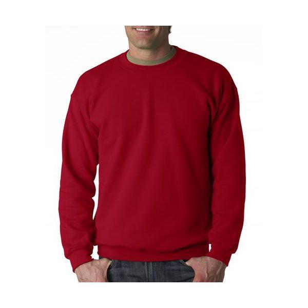 18000 Gildan Adult Heavy BlendCrew Neck Sweatshirt
