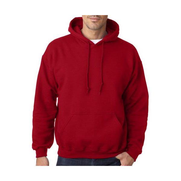 18500 Gildan Adult Heavy BlendHooded Sweatshirt