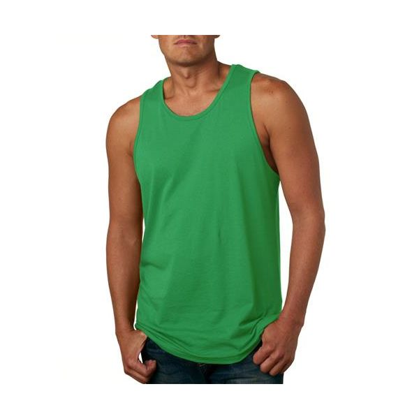 3633 Next Level Men's Jersey Tank