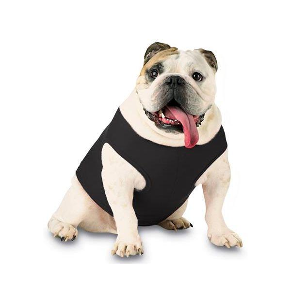 3902 Doggie Skins Baby-Rib Camouflage Tank  - 3902-Black