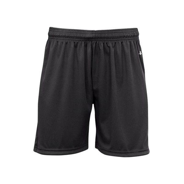 "4115 Badger B-Core 6"" Ladies ""Ace"" Athletic Shorts"