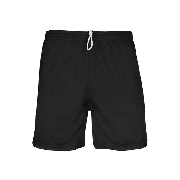 """4416 Badger BT5 Ladies' 7"""" Polyester Trainer Short with Side Seam Pockets"""