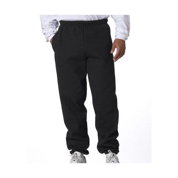 4850MP Jerzees Adult Super Sweats® Pants with Pockets  - 4850-Black