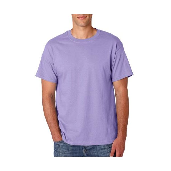 5180 Hanes Adult Beefy-T® Cotton Tee  - 5180-Lavender
