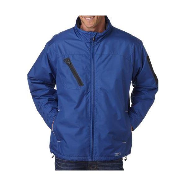 5320 Dri-Duck Adult Glacier Polyester Jacket  - 5320-Cobalt
