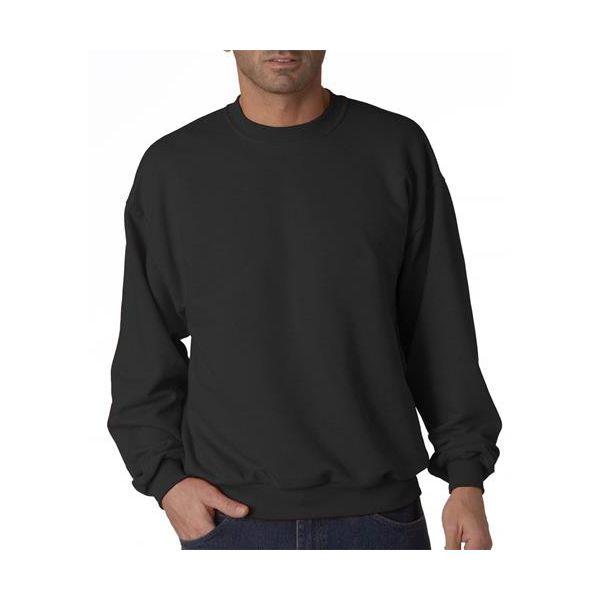 562 Jerzees Adult NuBlend® Crewneck Sweatshirt  - 562-Black