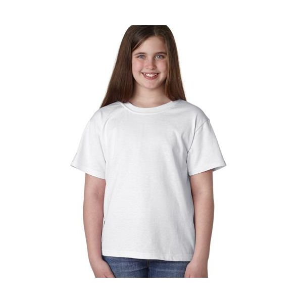 5930B Fruit of the Loom Youth BestTM T-Shirt  - 5930B-White