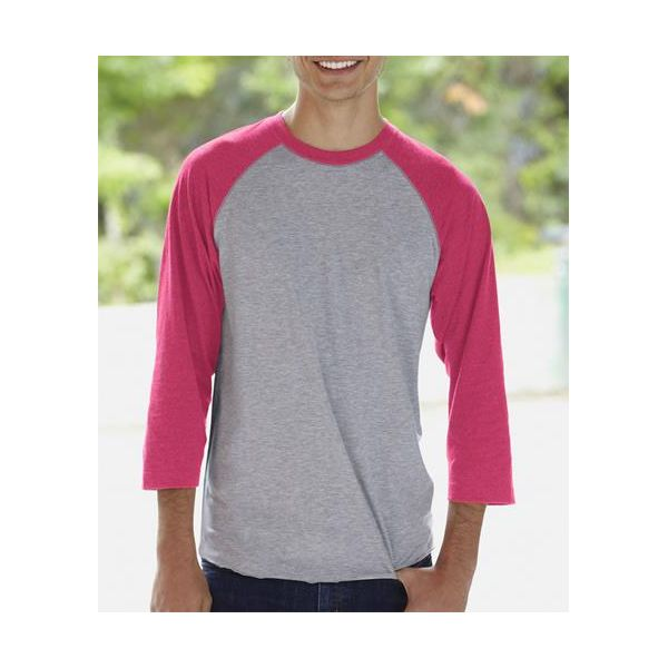 6930 LA T Adult Vintage Baseball T-Shirt
