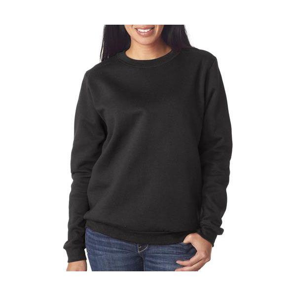 71000FL Anvil Ladies' Fashion Crew Neck Sweatshirt