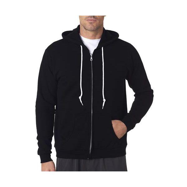 71600 Anvil Men's Fashion Full-Zip Hooded Sweatshirt